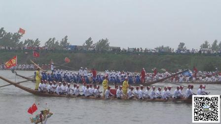 2019马鞍山市含山县运漕镇龙舟赛(2)