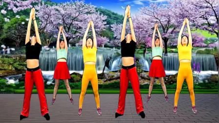 健身舞《第一套》 肩椎 颈椎锻炼 早晚做一次改善  肩椎颈椎酸痛_01