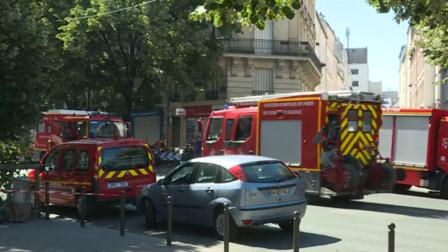 巴黎市中心发生严重火灾:3人死亡近30人受伤