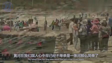 """中国黄河突现""""巨蟒"""",3秒吞水千万立方,外媒:这不可能!"""