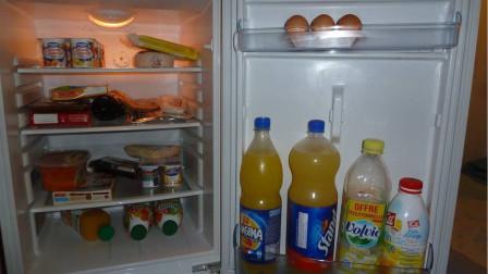 冰凉的冰箱门开着,屋内的温度会降吗?看完恍然大悟!