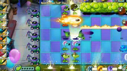 植物大战僵尸2:5种千万级豌豆射手,你确定每一种你都玩过吗?