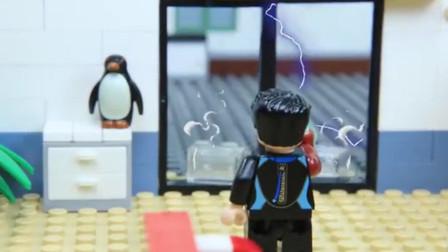 乐高Lego:乐高钢铁侠 拯救世界的英雄