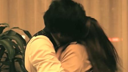 美女与前男友约会,妹子要走了,前男友一把抱住她要重温旧日甜蜜