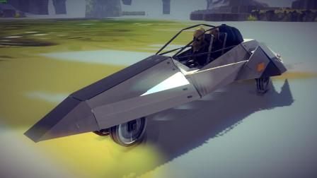 【唐狗蛋】besiege围攻 自带驾驶员副驾驶转向灯远光灯和刹车灯的阐释者