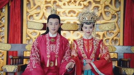 小庶女和王爷终于修成正果,两人共坐帝座,共同受百官拜贺!