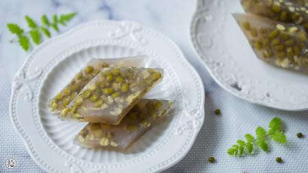 清甜软糯的解暑小良方,蒸一蒸就可以开吃咯
