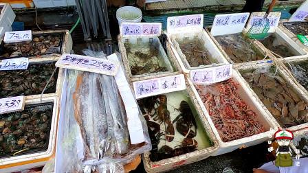 实拍深圳最大海鲜批发市场,看看都卖些什么海鲜?