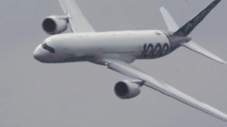 带你参观2019法恩堡航展!波音787加空客A350表演垂直起飞!