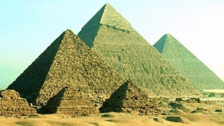 揭开金字塔最神秘的地方 让人无法理解