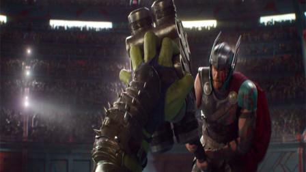 复联两大输出主力, 雷神和绿巨人到底谁更强?