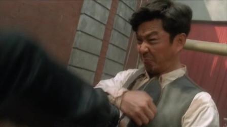 金城武主演《马永贞》:上海滩两位大佬最后的决战!