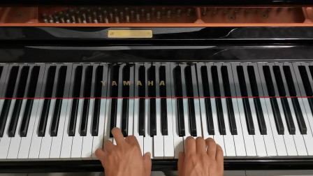 车尔尼:练习曲 Op.599 No.17 慢速+原速(王峥钢琴 190610_M.2128)