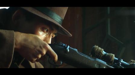 2019这才叫劲爆战争片,上海黑帮枪王,刺杀日本将军,生死大战!