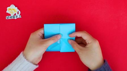 你们猜的没错,这就是回旋镖,用纸折的能回来吗?