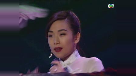 当年林忆莲这首《再生恋》,饱含越剧元素,极具中国韵味!