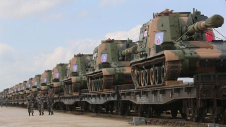 中國集結30萬部隊要多久?11年前一次行動意外暴露,獲全世界稱贊