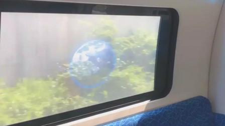 """中国""""未来地铁""""来了!外国网友爱上这个设计细节"""