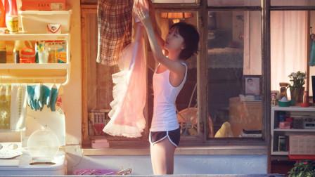 每天观察仇人的阳台,想报仇却被仇人的女儿吸引,无法下手