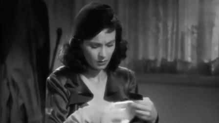《魂断蓝桥》经典电影片段剪辑, 画面中的费雯·丽依旧灵动可爱