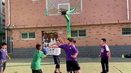 2019-6-23小小篮球比赛