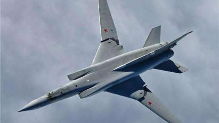 美国超级航母,被俄罗斯破解,这种轰炸机简直就是航母克星
