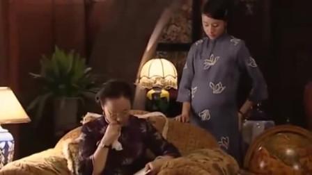 金粉世家:清秋的婆婆真不是东西,有这样一个婆婆命真苦!