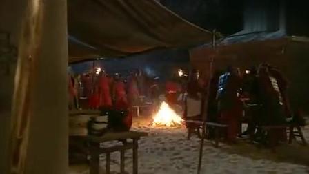 大宋将士们大胜贼寇,回归军营又是跳舞又是美酒,场面太热闹了