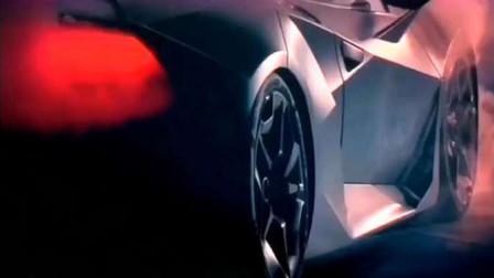 曾经的最轻超级跑车, 兰博基尼第六元素, 真的是太帅了!
