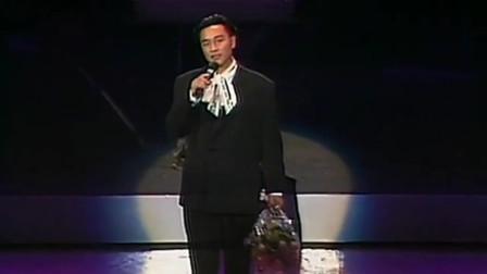1988年度香港十大中文金曲颁奖礼之张国荣《沉默是金》