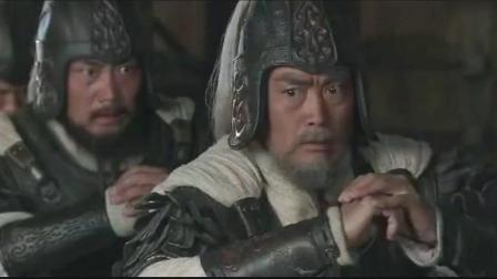 《新三国》看陆逊这眼神就知道, 斩杀此人要冒多大的风险!