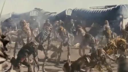 《第九区》正统续集短片:外星人终于回来了,大部分人类被消灭