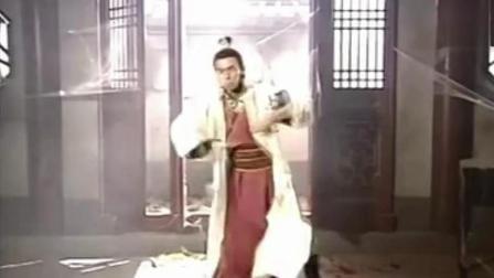《天龙八部》乔峰降龙十八掌遇上混元神功, 这威力实在强大!