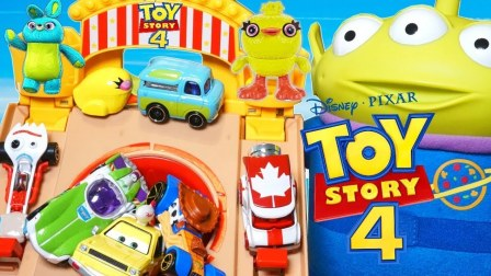 玩具总动员4 嗡嗡声光年玩具 玩具故事4玩具