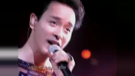 张国荣演唱《梦》,没有华丽舞台,但台上所有人的表演都很精彩!