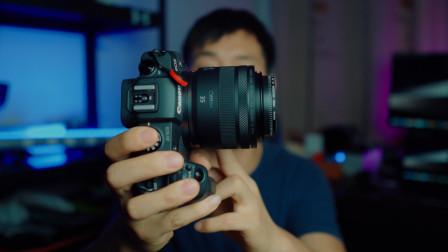 佳能RF 35 1.8 三个月使用感受,能否像索尼FE 55 1.8一样成为网红挂机镜头