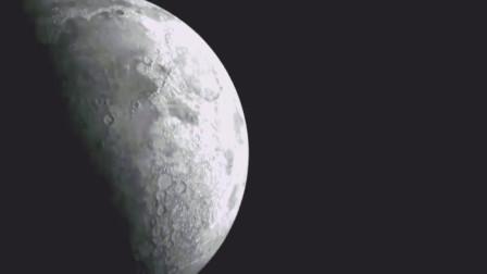 为什么月球自转周期和绕地球周期一样?科学家:答案其实不复杂