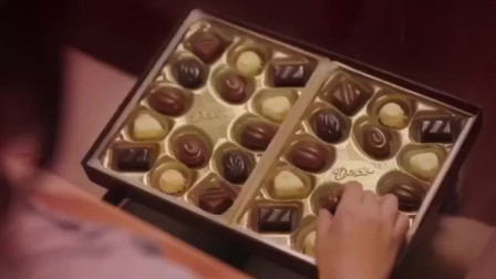 走心而温情,马思纯德芙巧克力广告!