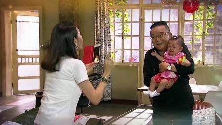 小后妈趁继女不在家,把外孙女打扮成外国人,不想被继女全程直播
