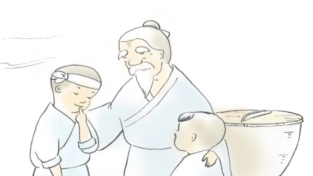 佛教小故事《光砍柴是不够的》