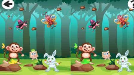 猴子逃生记 猴子找香蕉 猴子森林大冒险