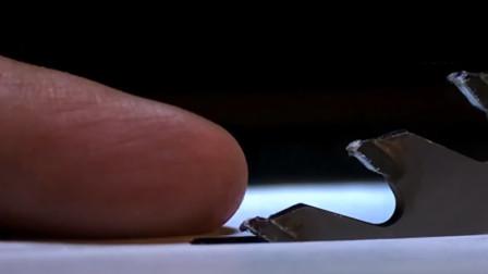 十个木工九个断指?这款电锯不答应,碰到人体会在5毫秒停止