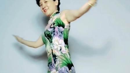 广场舞    又老了一岁追忆往事不能回 星姐原版视频