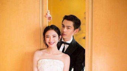 张若昀唐艺昕婚礼伴手礼流出 两人婚纱照长这样