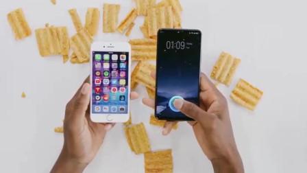 现在的手机屏下指纹技术有多强?这个视频会让你刮目相看!