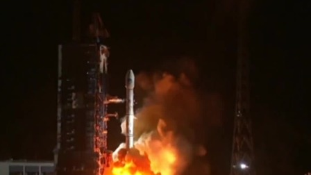 西昌 第46颗北斗导航卫星成功发射