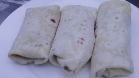中式面点师初级-墨西哥包饼