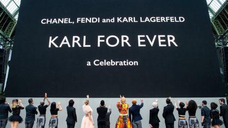 Karl For Ever——这一夜全球时尚粉丝的集体致敬