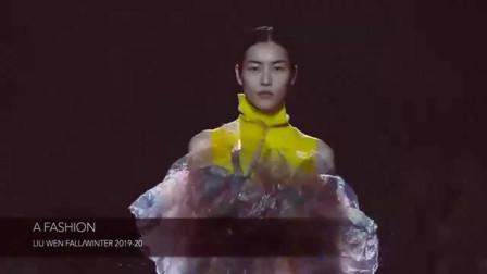 国模之光大表姐刘雯走秀合集,各大时装周精彩片段,美得不像话