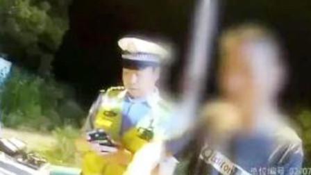 爆蕉头条 这次真冤枉司机了!民警亲测证实吃蛋黄派会被查出酒驾